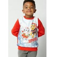 Young Boys Paw Patrol Christmas Sweatshirt