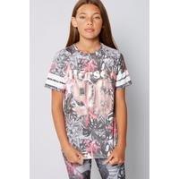 Girls Beck and Hersey Autumn T-Shirt