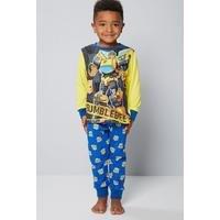 Boys Transformers Bumblebee Pyjamas