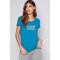 EA7 Logo Short Sleeve T-Shirt