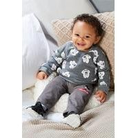 Baby Boys Pack of 2 Mickey Mouse Pants