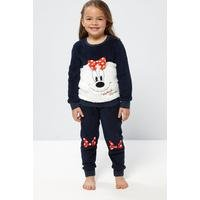Minnie Mouse Long Sleeve Fleece Twosie