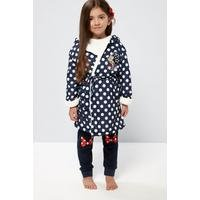Minnie Mouse Polka Dot Robe