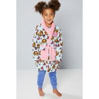 Young Girls Fleece Paw Patrol Robe