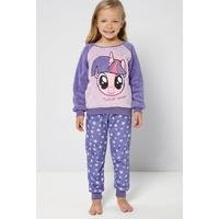 Girls My Little Pony Twilight Sparkle Fleece Twosie
