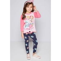 Paw Patrol Be Pawsome Top and Leggings Set