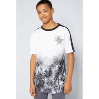 Boys Beck and Hersey Castle Palm Tree T-Shirt