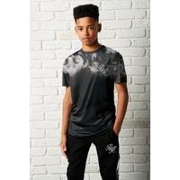 Boys Beck and Hersey Smoke T-Shirt