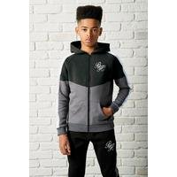 Boys Beck and Hersey Dale Zip Through Hoody