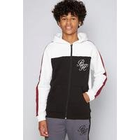 Boys Beck and Hersey Tricot Lomax Hoody