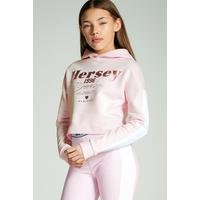 Beck and Hersey Sophie Cropped Hoody