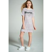 Beck and Hersey Stripe Kelly Dress