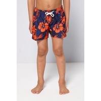 Older Boys Floral Swim Shorts
