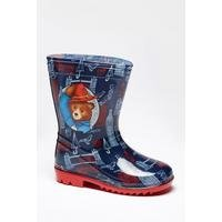 Boys Paddington Bear Wellies