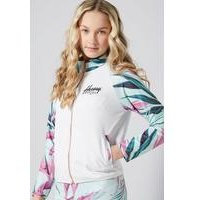 Girls Beck and Hersey Dee Funnel Neck Jacket