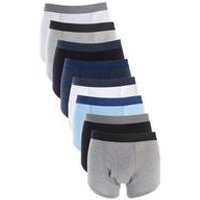 Pack of 8 Colourband Keyhole Boxers