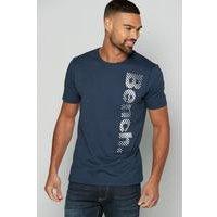 Bench Vertical Logo T-Shirt