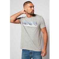 Ben Sherman Logo Grey T-Shirt