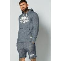 Jack and Jones Hoody and Short Set