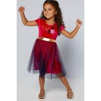 Young Girls Disney Princess Belle Party Dress