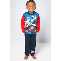 Young Boys Thomas The Tank Team Engine Pyjamas
