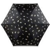 Radley Black Folk Dog Umbrella