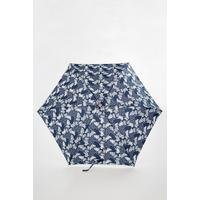 Radley Vintage Dog Mini Telescopic Blue Umbrella