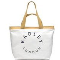 Radley Large Graphic Primrose Zip Top Tote