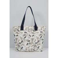 Radley Large Zip Top Tote Data Dog Bag