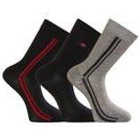 Ben Sherman Pack of 3 Sport Stripe Socks