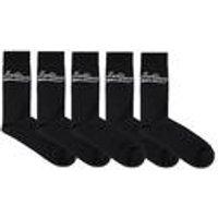 Jack and Jones Pack of 5 Branded Socks