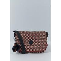 Kipling Earthbeat Geo Print Cross Body Shoulder Bag
