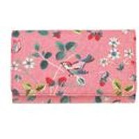 Cath Kidston Birds and Berries Medium Fold Over Purse