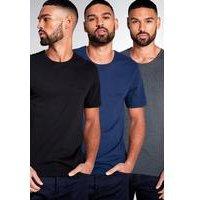 Hugo Boss Pack of 3 T-Shirts