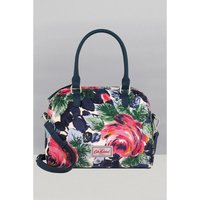 Cath Kidston Oxford Rose Velvet Handbag