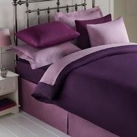 Percale Plain Dyed Fitted Sheet at Studio Catalogue