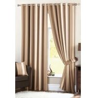 Dreams n Drapes Whitworth Lined Ring Top Curtains