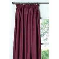 Light Reducing Thermal Pencil Pleat Curtains