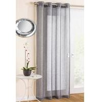 Royal Textured Glitter Voile Curtain