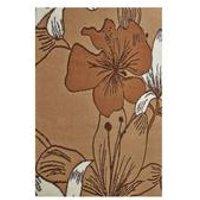 floral chime rug