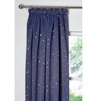 Moon and Stars Thermal Blackout Curtains