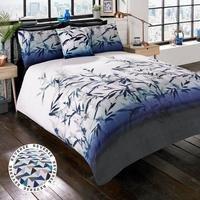 Bamboo Silhouette Cushion Cover