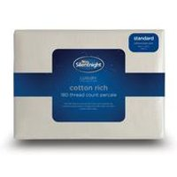 Silentnight Cotton Rich Housewife Pillowcases