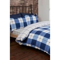 Check Duvet Set