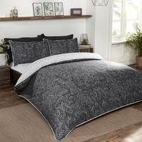 Heritage Damask Duvet Set