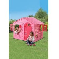 Kids Pink Playhouse