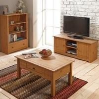 Panama Solid Pine Coffee Table