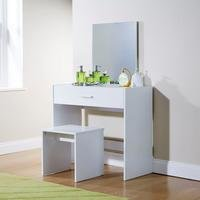 Julia Dressing Table and Stool Set