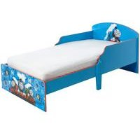 Wooden Toddler Bed - Thomas The Tank Engine