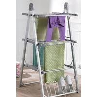 Beldray 3-Tier Heated Airer With Shoe Rack